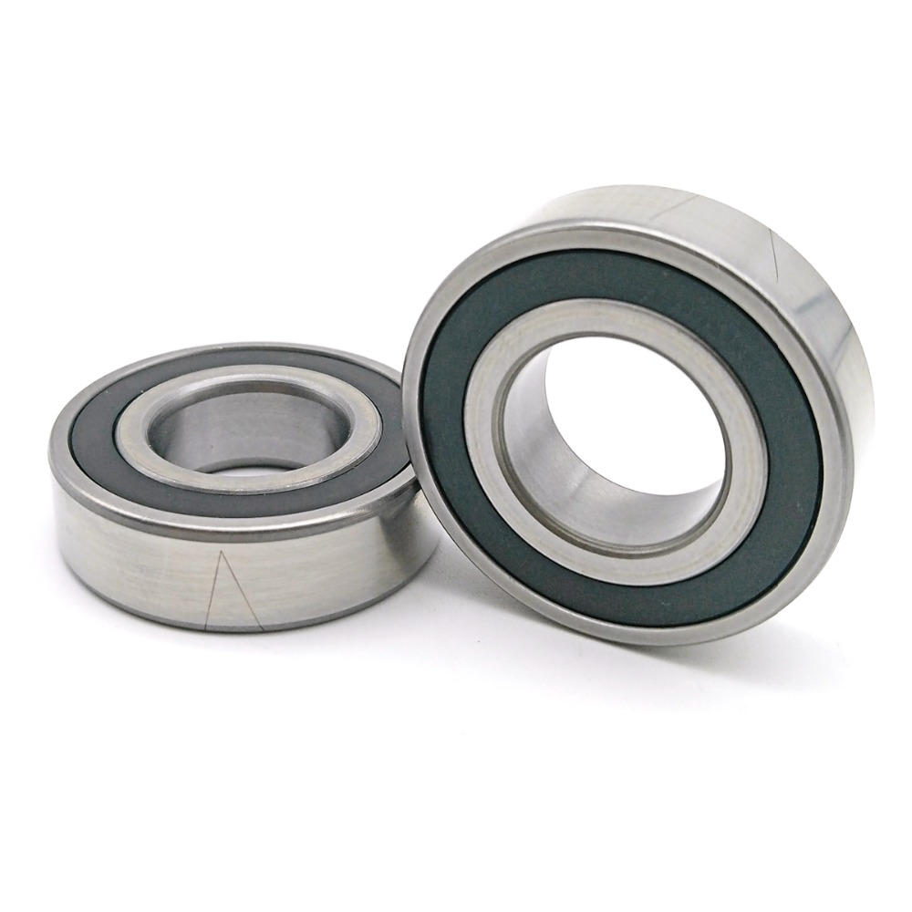 1pair 7007 H7007C 2RZ P4 HQ1 DBL 35x62x14 Sealed Angular Contact Bearings Speed Spindle Bearings CNC ABEC-7 SI3N4 Ceramic Ball1pair 7007 H7007C 2RZ P4 HQ1 DBL 35x62x14 Sealed Angular Contact Bearings Speed Spindle Bearings CNC ABEC-7 SI3N4 Ceramic Ball
