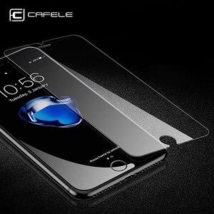 Image 1 - CAFELE حامي الشاشة آيفون 12 برو ماكس 11 برو ماكس XS X XR SE 8 7 6 6s زائد الزجاج المقسى 2.5D لا غطاء كامل فيلم