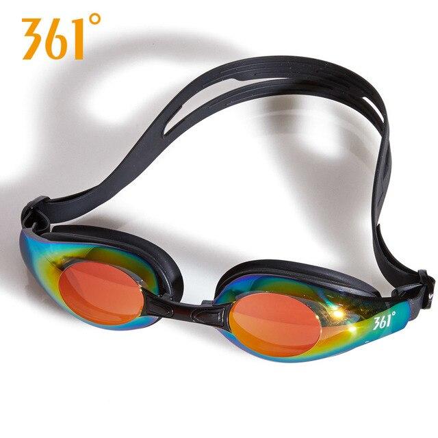 bfedf67e7945 Men Swimming Goggles Myopia Glasses Unisex Anti Fog Swim Goggles Women  Waterproof Swim Glasses Pool Swim Eyewear Myopia Diopter
