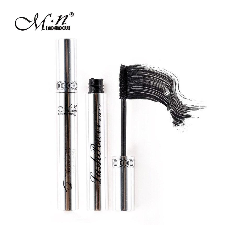 12 PC/LOTE Menow Marca Volume Mascara Expresso Maquiagem Ondulação Grosso Cílios Postiços maquiagem Cosméticos À Prova D' Água Olhos M13005