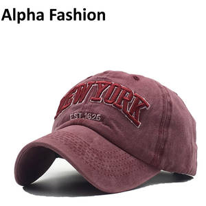 Alpha Fashion Cotton Baseball Cap Men Hat Women Gorras 20b82a06c41e