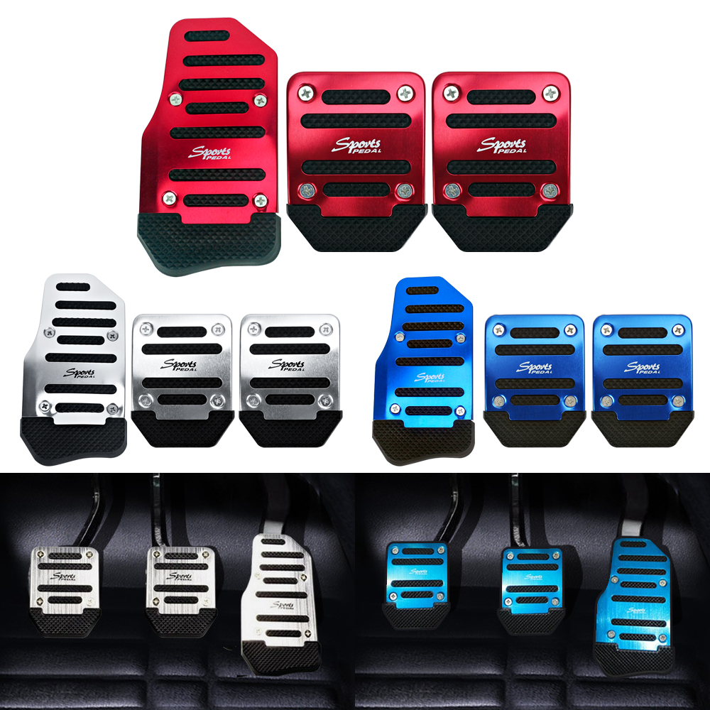 Car Pedals Universal  (3)