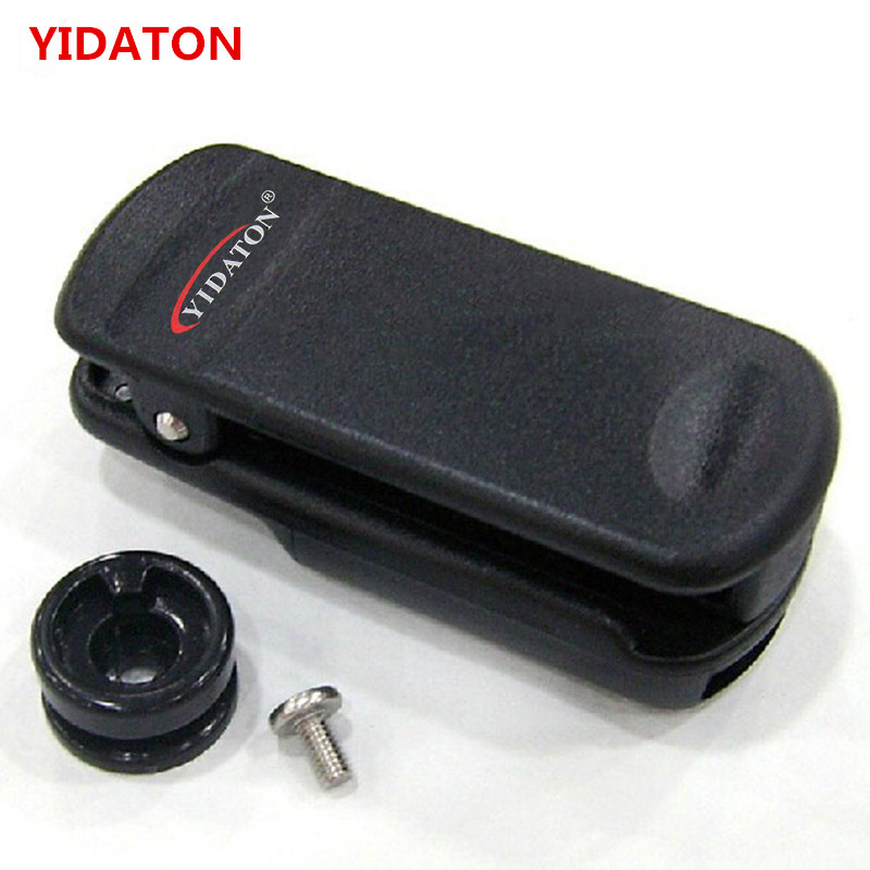 CLIP-14 Belt Clip For Yaesu VX-6R VX-7R VXA-710 FT-277R FT-270R VX-177 VXA-300 VXA-710 HX270 HX370 Walkie Talkie Back Clip