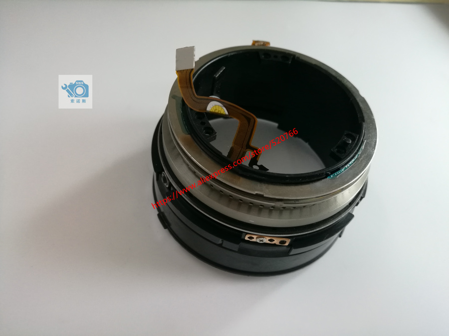 test OK Original Lens Ultrasonic Motor Focus 24-70mm Motor For Cano 24-70 F2.8 L I with sensor Replacement Unit Repair Part silver and black original lens zoom unit for canon powershot s110 digital camera repair part with ccd