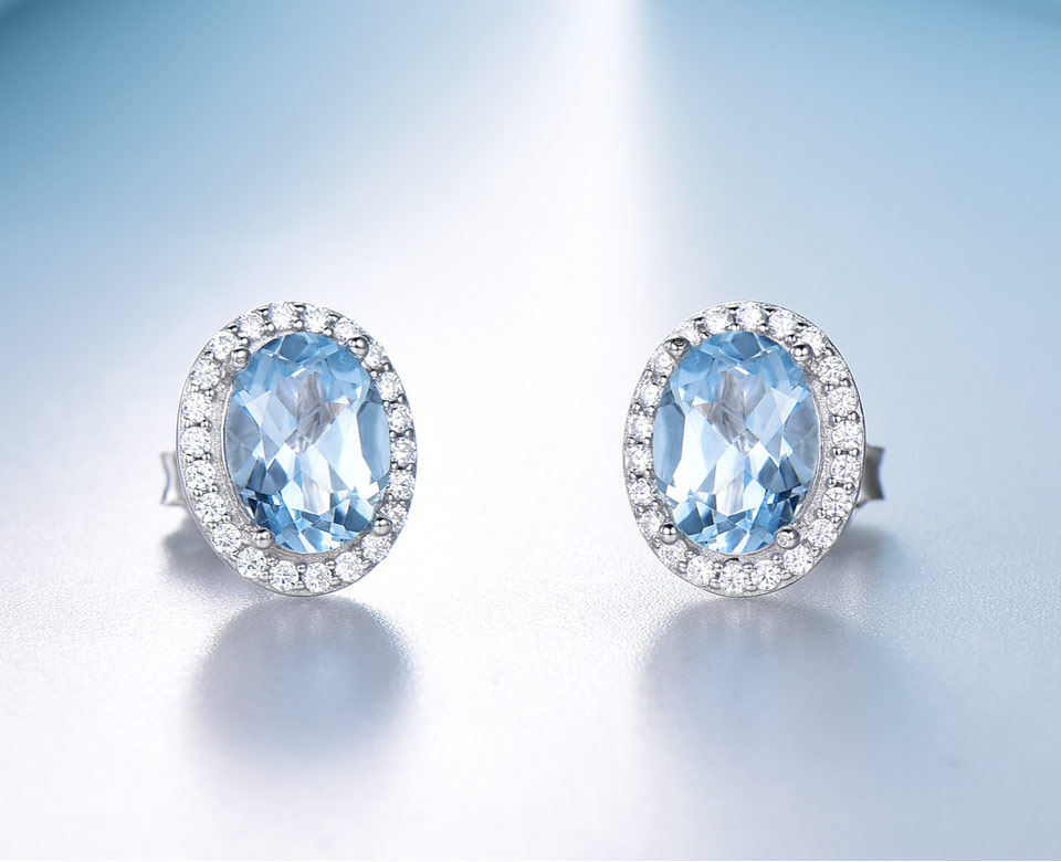 UMCHO-Sky-blue-topaz-925-sterling-silver-earrings-for-women-EUJ073B-1-PC_03