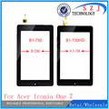 New 7'' inch TESTED Touch screen For Acer Iconia One 7 B1-730 B1-730HD Touch Panel Digitizer Replacment Free shipping