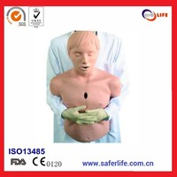 2017 firs t aid training Medical Models CPR Adult Obstruction Model