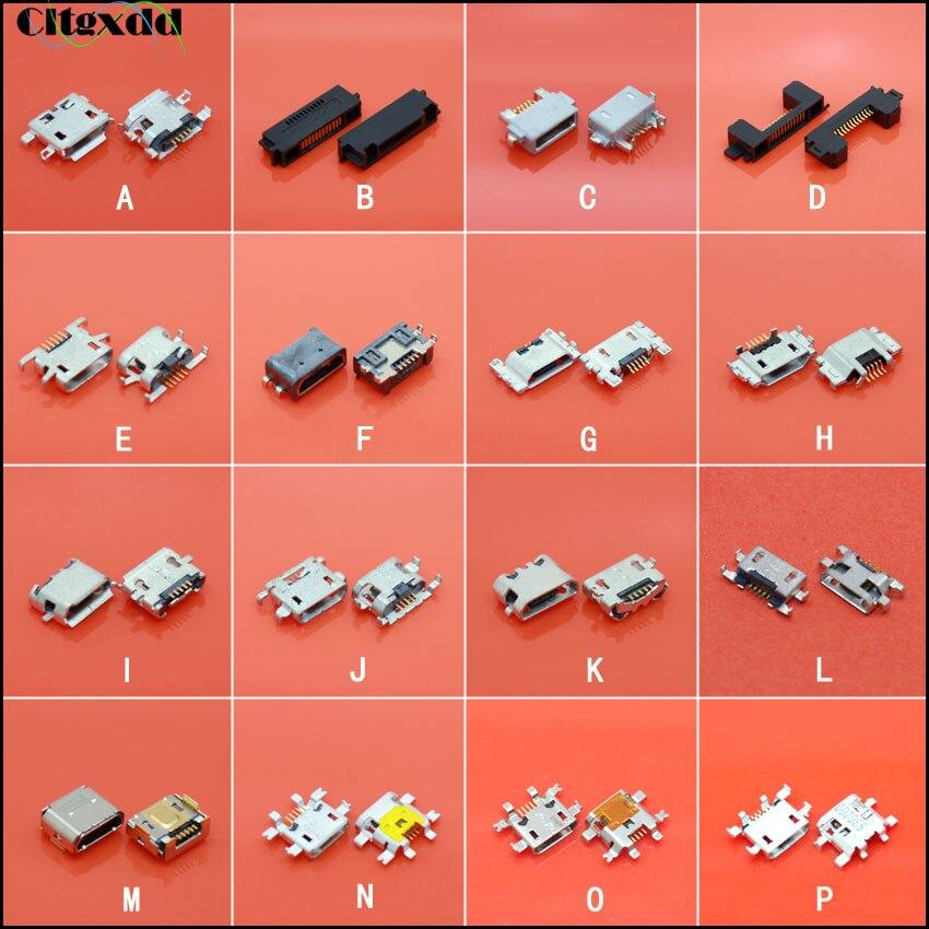 Cltgxdd 1 шт. Micro USB разъема Jack для Sony Xperia Z L36h/I/C6603 C6602 ST25i L39h m2 S50H C1905 C2104/5 d2303 d6633 U5 U5i