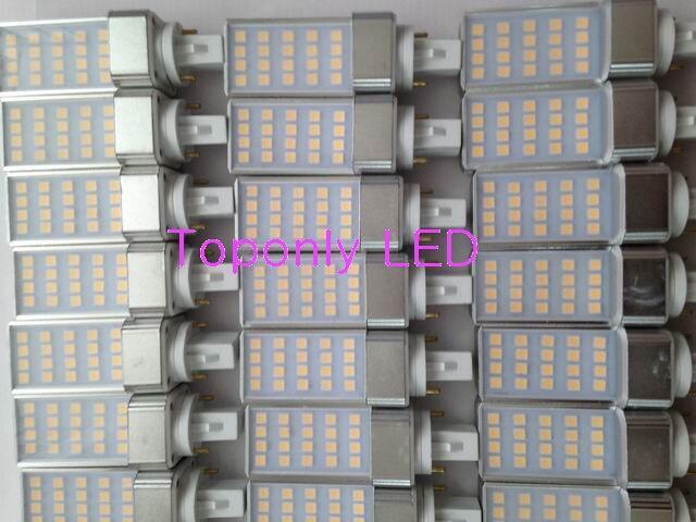 High Quality 4w g24 retrofit font b led b font pl light with milk cover Epistar