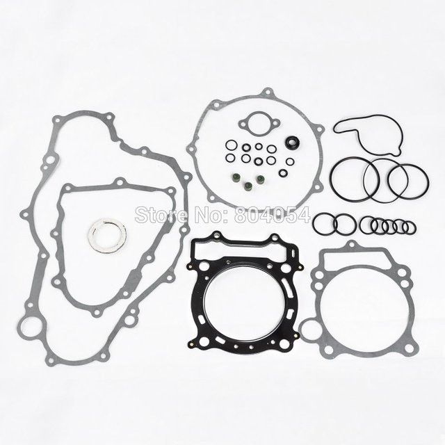 US $10 91 9% OFF|Motorcycle Engine Gasket Kit Set Top & Bottom Complete  Assembly For Yamaha YFZ450 YFZ 450 2004 2005 2006 2007 2008 2009-in