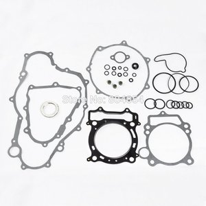 Motorcycle Engine Gasket Kit Set Top & Bottom Complete Assembly For Yamaha YFZ450 YFZ 450 2004 2005 2006 2007 2008 2009