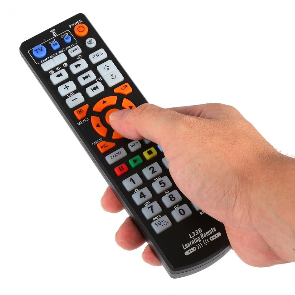 Super Universal Smart Remote Control Controller With Learning Function For TV CBL DVD SAT
