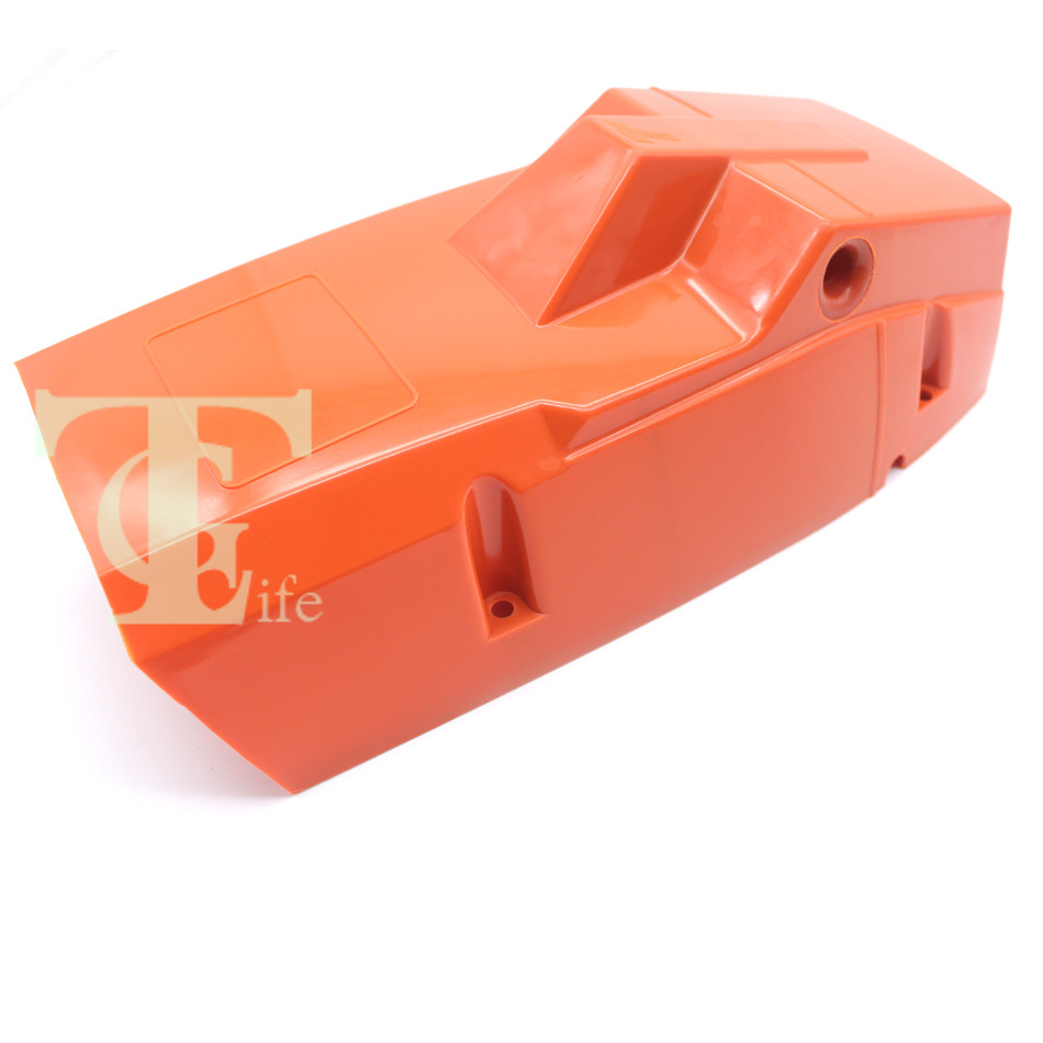 Top Cylinder Engine Cover Shroud For <font><b>Husqvarna</b></font> 268 272 272XP Chainsaw Replacement Parts 503 <font><b>40</b></font> 60-01 image