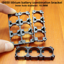 Get more info on the 10pcs/lot 18650 Lithium Battery Combination Bracket Universal Buckle Abs Flame Retardant Fixed
