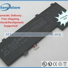 Настоящая аккумуляторная батарея для ноутбука B31N1534 для ASUS Zenbook UX510U, для ASUS UX510UW, для ASUS UX510UX 11,4 V, 4240 mAh, 48 W, черный