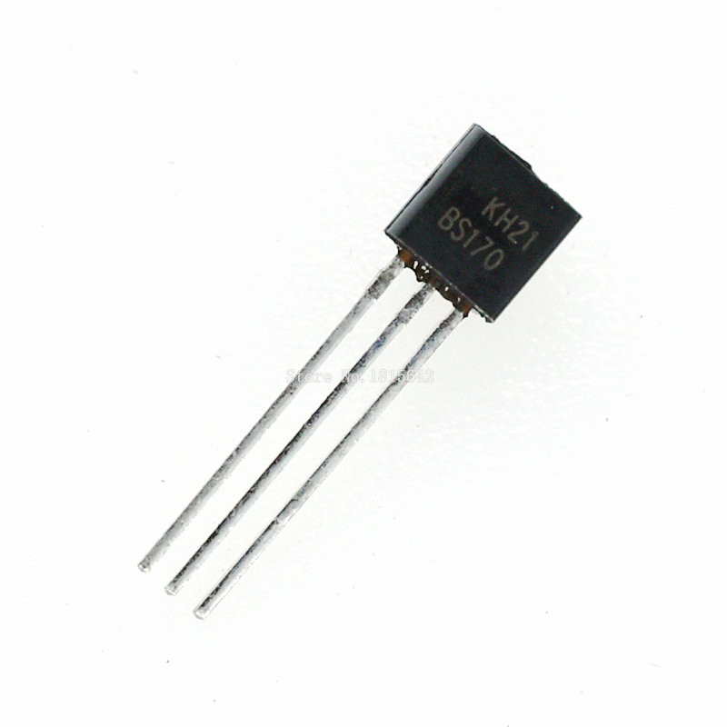 10PCS/LOT BS170 TO-92 TO92  Triode Transistor New