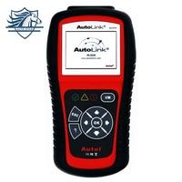 100 Original OBD2 Scanner AUTEL AL519 AutoLink Fault Code Reader For All OBD2 CAN EOBD JOBD