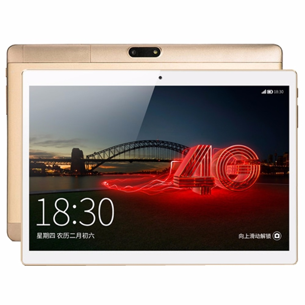 Original 10.1 inch ONDA V10 4G lte Phone Call Tablet Android 7 or ONDA ROM 2.0 MTK6753 Octa Core 2GB RAM 32GB ROM Tablets PC