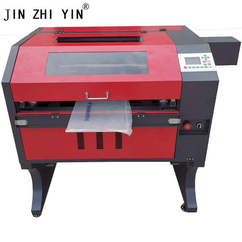 JINZHIYIN New Type Laser Engraving Machine TS4060 Laser Engraver 100W Laser Cutter With Ruida System Offline Support CE&FDA