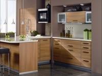 melamine/mfc kitchen cabinets(LH ME035)