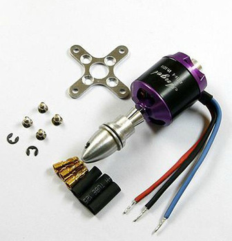 F08542 SunnySky A2216 1250KV KV 1250 2-3S Brushless Motor Angel Series for RC Aircraft Quadcopter+freeshipment купить