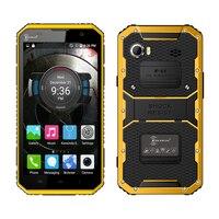 Kenxinda W9 IP68 waterproof smartphone 4G LTE Andriod 5.1 Octa core 2G + 16G dual SIM dual camera 6.0