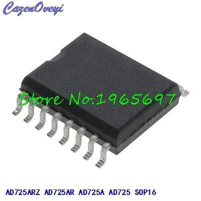 1pcs/lot AD725ARZTR AD725ARZ AD725AR AD725A AD725 SOP-16 In Stock