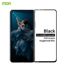 For Huawei Honor 20 Tempered Glass Full Screen Coverage Protector