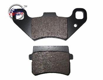 Pastilla de freno de 50CC, 70CC, 90CC, 110CC, 125CC, 140CC, 160CC, 200CC, 250CC, ATV, Quad Dirt Pit Bike Parts