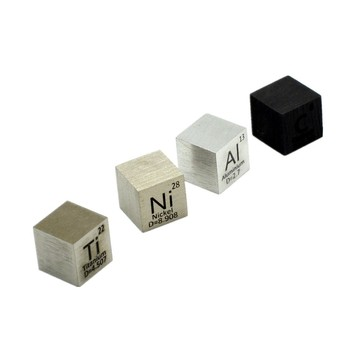 Element Density Cube 10mm Pure Metal Lead C Al Ni Ti Mo Cu Fe Sn Cr Bi Co Nb Hand Made DIY Periodic Table Element for Collection цена 2017