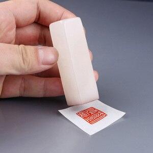 Image 3 - Традиционный китайский Печатный штамп с печаткой имени художника, живопись каллиграфией, свободный дизайн