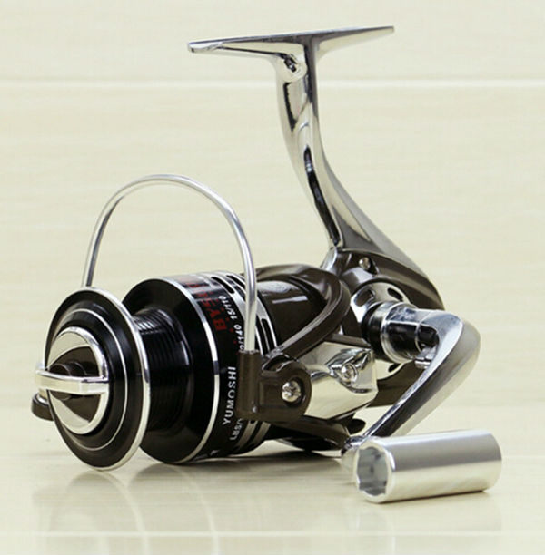 12 +11 BB Full Metal Fishing vessel Fish round lne Wheel Gapless wheel spinning wheel Lure Fishing Reel