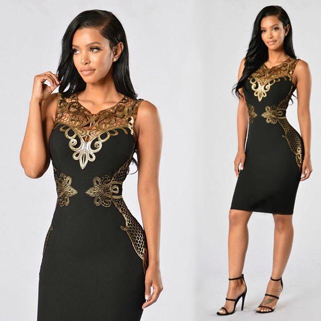 HTB1kOr7PVXXXXXtXVXXq6xXFXXXV - 2018 Latest Summer Sexy Dress Rose Gold Knitted Nightclub Party Dresses Women Short Sleeve Fashion Casual Dress