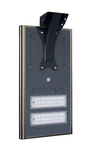40 W LED étanche lampadaires lampe de route lumière solaire extérieure route rue mur lampe à Induction Luz LED solaire Para extérieur