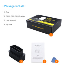 Plug & Play OBD GPS Car Tracker With Voice Monitoring – ACC Detection – Vibration Alert – Plug Out Alarm