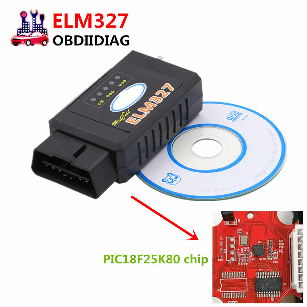 new pic18f25k80 for ford elm327 usb ftdi chip bluetooth elm327 elm 327 with switch for forscan [ 1000 x 1000 Pixel ]