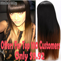 Long Straight Ombre Brown Purple Long Wig Cheap Synthetic Wigs For Black Women Long Lolita Wigs Natural Hair Woman Wigs Long