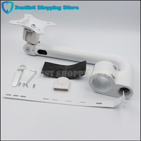 Dental Chair LCD Holder Monitor Holder Arm Endoscope Frame for Intraoral Camera 45mm