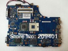 L500 L505 Laptop Motherboard for Toshiba System Board LA-4981P K000083110 Fully Tested Good Condition