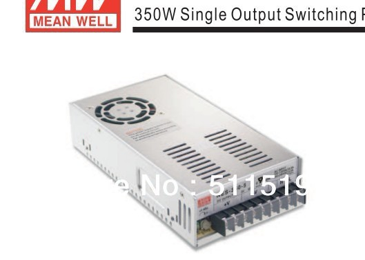 MEAN WELL NES-350-12   350W 12V Single Output Switching Power Supply NES-350 Series for led lighting transformer