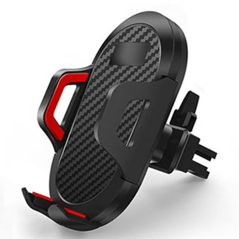 DuDa Universal Mobile Phone Car Holder Air Vent Mount Telephone Smartphone Stand Support for iPhone 6s 5 7 Xiaomi Samsung note 8 mobile phone car vent holder