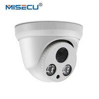 MISECU 360 Rotation Manually Viewing Onvif P2P 720P 960P 1080P IP Camera Array IR Night Vision