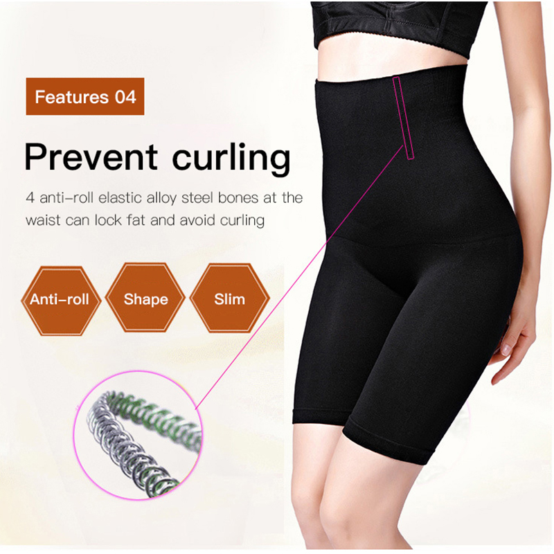 Waist trainer body shaper butt lifter body Shapewear Slimming Underwear tummy shaper Corset for Weight Loss high waist shaper