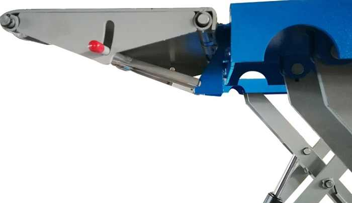 Removable Car Lift With Capacity 3000kg Portable Automatic Lifting Machine Small Scissor Platform