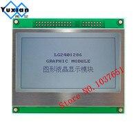 5v COG UC1608X 240128 240*128 gray FSTN black letter mini small size serial SPI lcd display panel LG2401286 1pcs