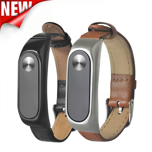 Watch Band Business Lightweight Leather Wrist Strap Bracelet Wristband Adjustabl