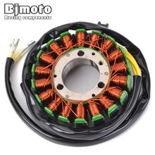 BJMOTO Motorcycle Magneto Ignition Stator Generator Coil For Suzuki GS750E GS750 GS550E 77-79 GS650G GS650E 81-82 GS550T 80-82