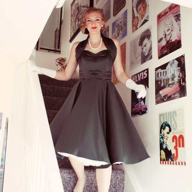 Vintage 50s Bridesmaid Dresses