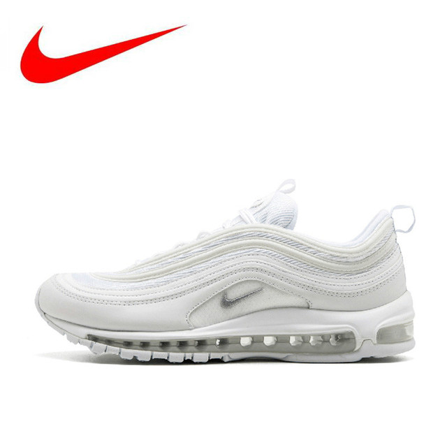 40eeb61fea0 Original New Arrival Official Nike Air Max 97 Men s Breathable Running Shoes