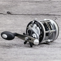 Right Hand Long Cast Drum Wheel Snakehead Lure Bait Casting Reels Big Game Boat Fishing Reel